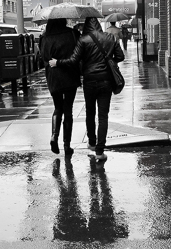 You say that you love rain...(Photo by Anita Hart)