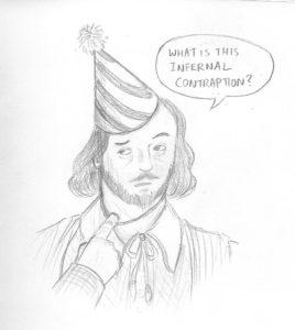 Happy Shakespeare Day