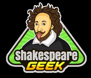 Shakespeare Geek - The Original Shakespeare Blog